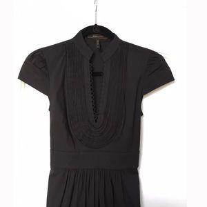 Beautiful Black BCBG Dress- unworn- see details